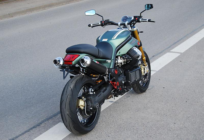 moto guzzi griso tuning idee di immagine del motociclo. Black Bedroom Furniture Sets. Home Design Ideas